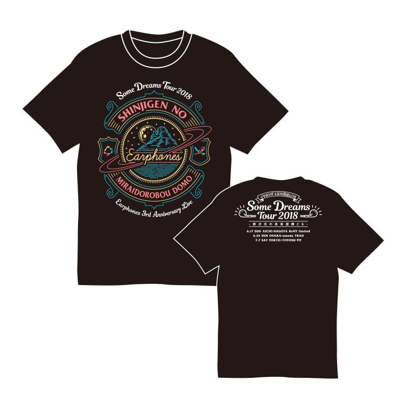 Tシャツ(黒)