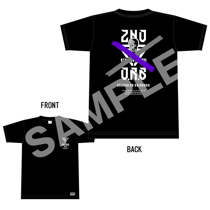 2nd D.R.B Tシャツ(アイチ)