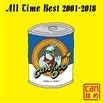 All Time Best 2001-2018 can詰め