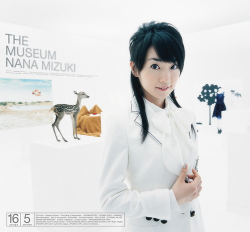 THE MUSEUM(CD+DVD複合)