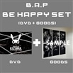 B.A.P「BE HAPPY SET」(DVD + GOODS)