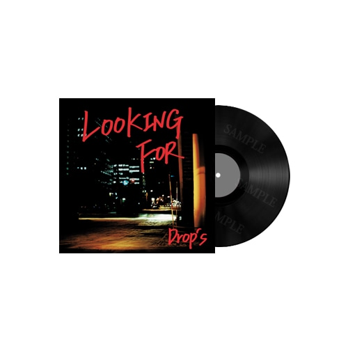 「LOOKING FOR」アナログ盤