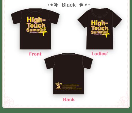 TシャツA Black
