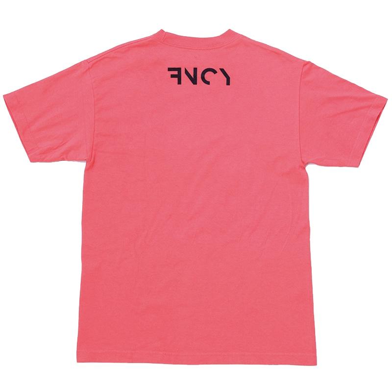 FNCY T-shirt coral B