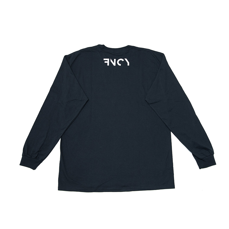 FNCY LONG T-shirt black A