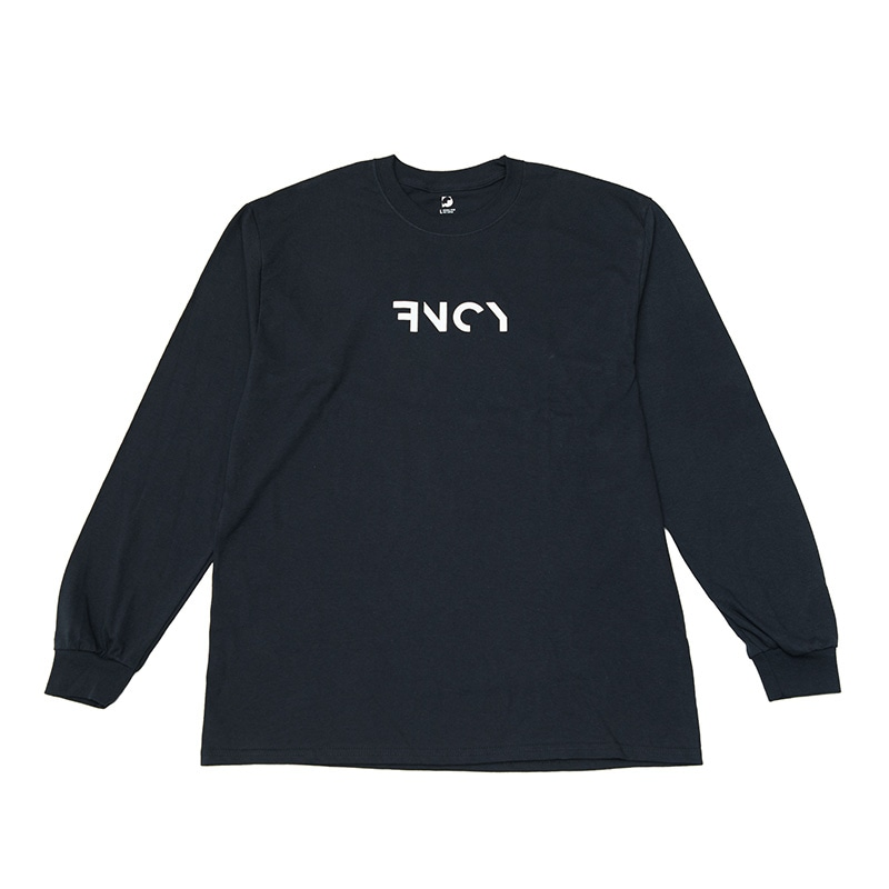 FNCY LONG T-shirt black B