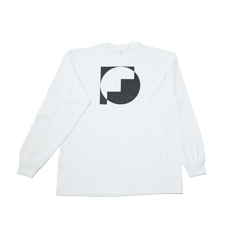 FNCY LONG T-shirt white B