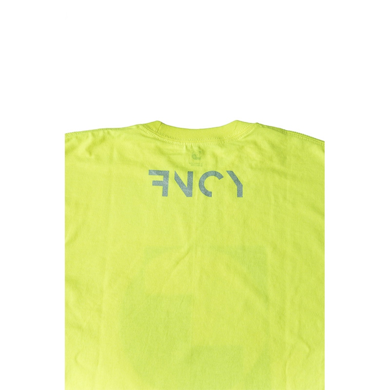 FNCY LONG T-shirt yellow