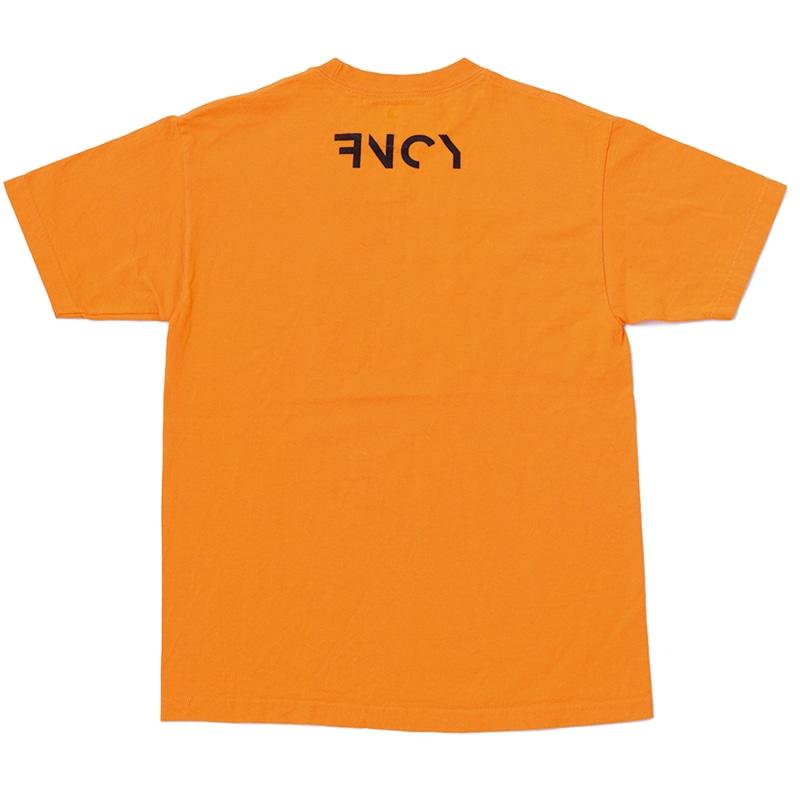 FNCY T-shirt orange B