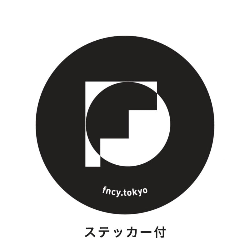 FNCY ロゴステッカー