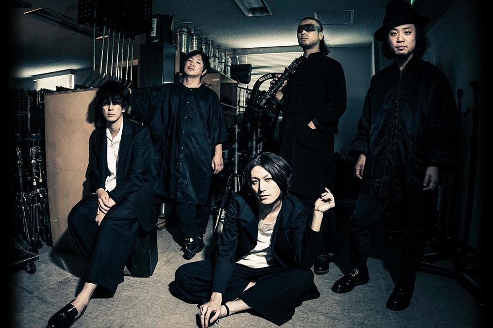 ドレスコーズ ライブ写真 in大阪