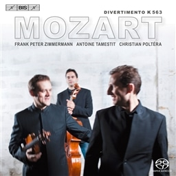 King E Shop モーツァルト ディヴェルティメント 変ホ長調 K 563 他 Mozart Divertimento K 563 Frank Peter Zimmermann Antoine Tamestit Christian Poltera Sacd Hybrid 輸入盤 日本語解説書付 輸入盤 キングインターナショナル