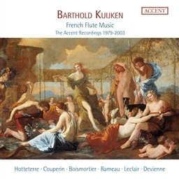 BARTHOLD KUIJKEN/FRENCH FLUTE MUSIC [11CD] [輸入盤]