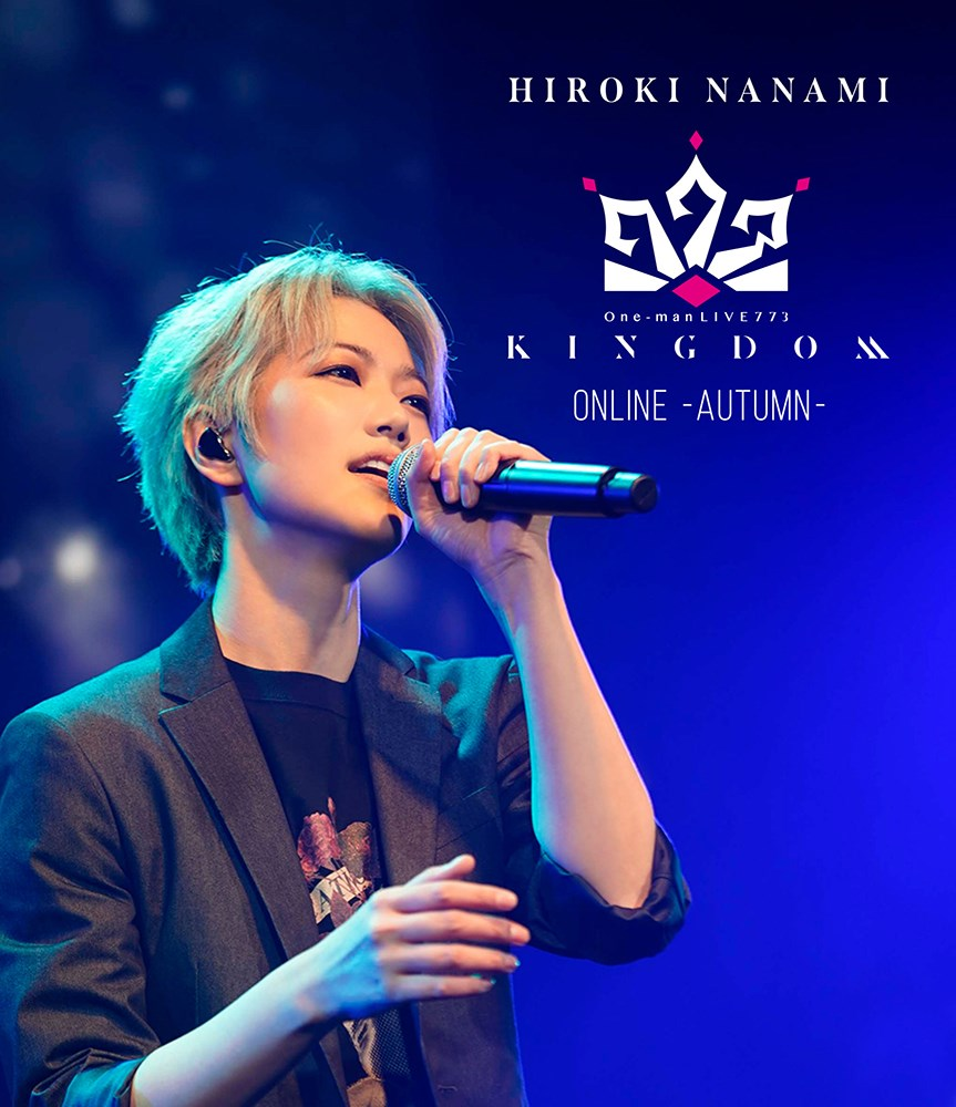 "One-man LIVE773""KINGDOM""-AUTUMN-"