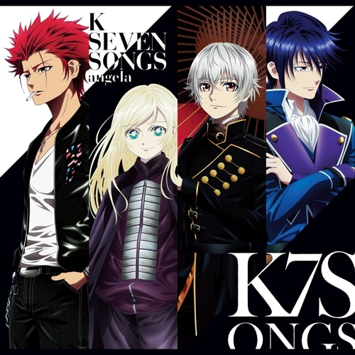 K SEVEN SONGS(CD+BD複合)