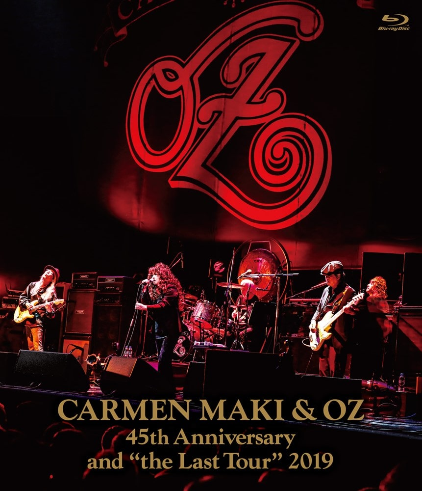 "カルメン・マキ&OZ 45th Anniversary and ""the Last Tour"" 2019"