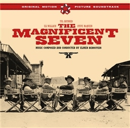 ELMER BERNSTEIN /THE MAGNIFICENT SEVEN (OST) + 4 BONUS TRACKS [輸入盤]