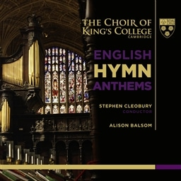 ENGLISH HYMN ANTHEMS/ THE CHOIR OF KING'S COLLEGE [SACD Hybrid] [輸入盤]