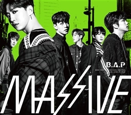 MASSIVE<初回限定盤A>(CD+DVD)