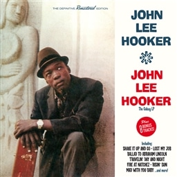 John Lee Hooker / JOHN LEE HOOKER (THE GALAXY LP) + 8 Bonus Tracks! [輸入盤]