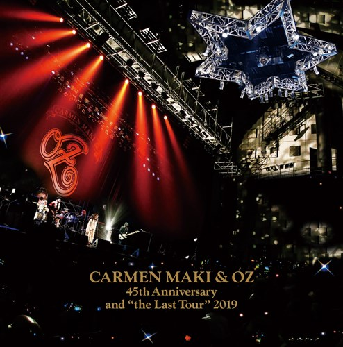 "カルメン・マキ&OZ 45th ANNIVERSARY and ""the Last Tour"" 2019−SPECIAL BOX−"