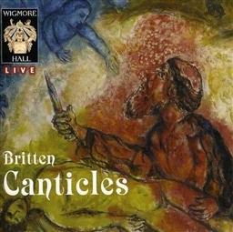 BRITTEN:THE FIVE CANTICLES/MARK PADMORE(T) [輸入盤]