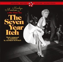 ALFRED NEWMAN / THE SEVEN YEAR ITCH (OST) + 23 BONUS TRACKS [輸入盤]