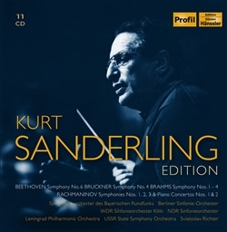 Kurt Sanderling Edition [11CD] [輸入盤]