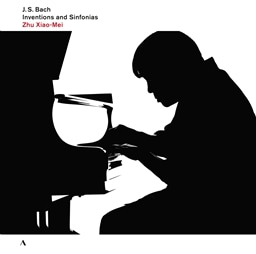 J.S. Bach:Inventions and Sinfonias/Zhu Xiao-Mei, Piano [2LP] [輸入盤]
