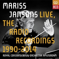 Mariss Jansons Live, The Radio Recordings 1990-2014 [輸入盤] [RCO]