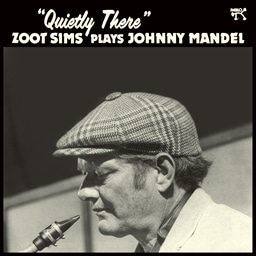 "ZOOT SIMS / ""QUIETLY THERE"" ZOOT SIMS Plays JOHNNY MANDEL [LP] [輸入盤]"