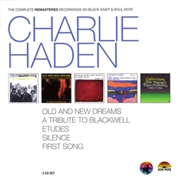 The Complete Remastered Recordings on Black Saint & Soul Note: Charlie Haden