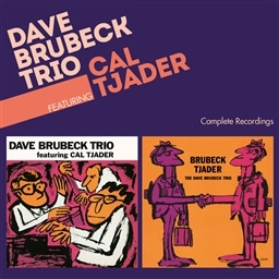 Dave Brubeck Trio featuring Cal Tjader / Complete Recordings [輸入盤]