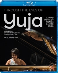 ドキュメンタリー : ユジャ・ワン〜Through the eyes of Yuja (Yuja Wang | Camerata Salzburg | Lionel Bringuier / Ravel Piano Concerto | Gershwin Phapsody in Blue) [Blu-ray] [輸入盤] [日本語帯・解説付]