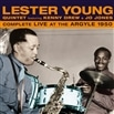 Lester Young Quintet featuring Kenny Drew & Jo Jones / Complete Live at the Argyle 1950 [輸入盤]