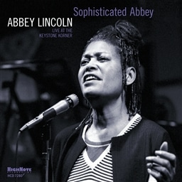 Abbey Lincoln / Sophisticated Abbey - Live at the Keystone Korner [輸入盤]