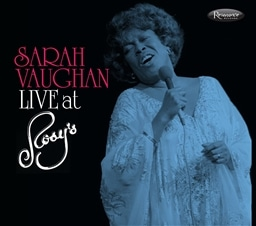 Sarah Vaughan / Live at Rosy's [2CD] [輸入盤]