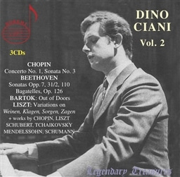 DINO CIANI VOL.2 [3CD] [輸入盤]
