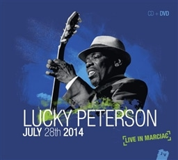 LUCKY PETERSON / Live in Marciac 2014 [CD + DVD] [DVDはPAL盤] [輸入盤]
