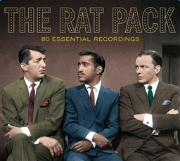 THE RAT PACK / 80 Essential Recordings [3CD] [輸入盤]