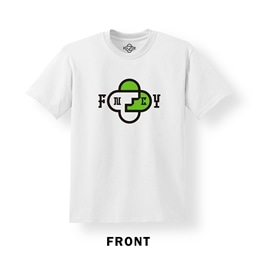 FNCY NEW LOGO T-Shirts white S