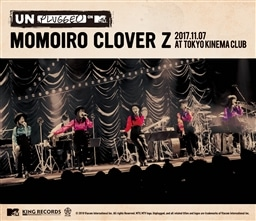 ももいろクローバーZ 「MTV Unplugged:Momoiro Clover Z」 LIVE BD(BD+CD複合)