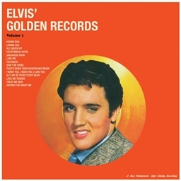 Elvis Presley / ELVIS'GOLDEN RECORDS Volume 1 [LP] [輸入盤]