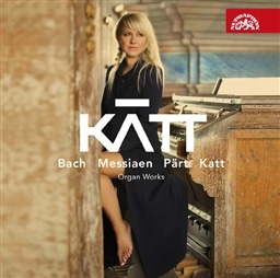 Bach,Messiaen,Part&Katt: Organ Works / Katerina Chrobokova(org.&vocal) [輸入盤]