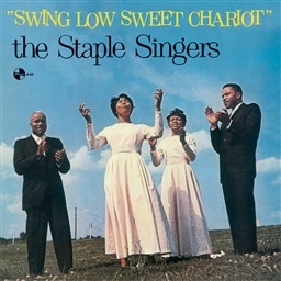 The Staple Singers / Swing Low Sweet Chariot + 2 Bonus Tracks [LP] [輸入盤]
