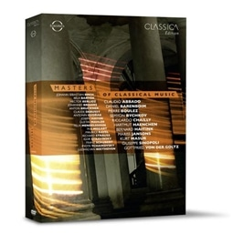 MASTERS OF CLASSICAL MUSIC [5DVD] [輸入盤]