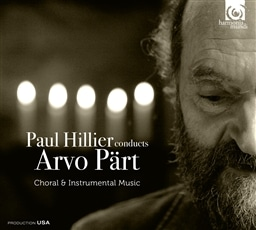Paul Hillier conducts Arvo Part [3CD] [輸入盤]