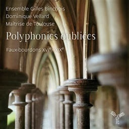 Polyphonies oubliees/ Ensemble Gilles Binchois [2CD] [輸入盤]