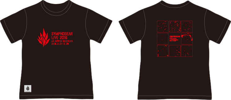 ライブTシャツ